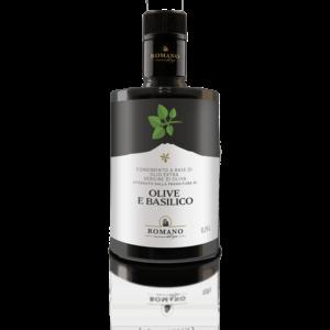 Eine Flasche Condimento Olio e Balsamico