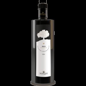 Eine Flasche Olivia Bio Olivenöl