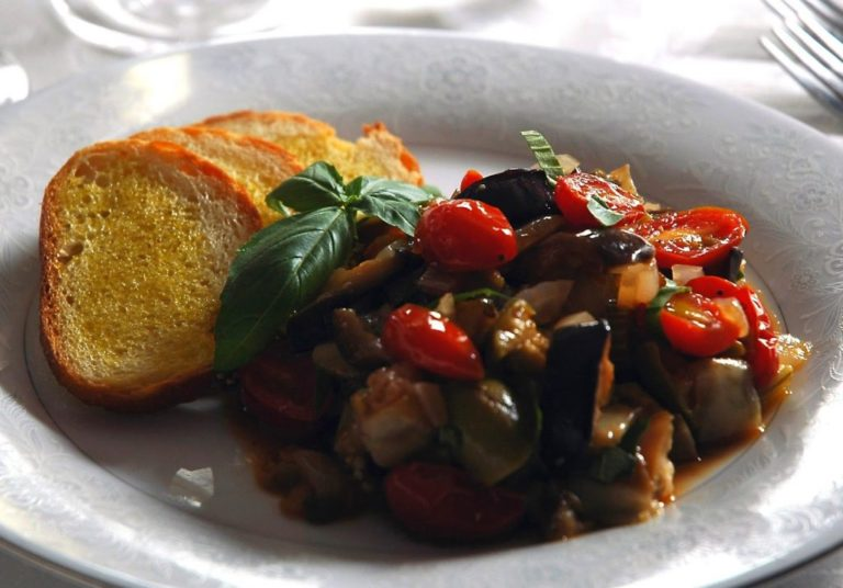 Wunderbare Sizilianische Gerichte