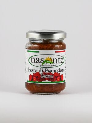 Pesto von getrockneten Tomaten